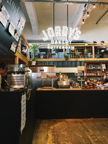 Jordys Bakery