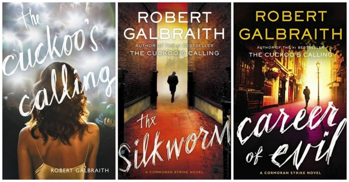 Cormoran Strike Novels